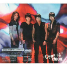 CNBLUE Come on [First Press Limited Edition](CD+DVD+PHOTO BOOKLET) [BRAND NEW]