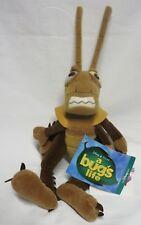 The Disney Store A Bug's Life Hopper Mini Bean Bag-Beanie