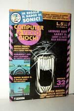 RIVISTA COMPUTER+VIDEOGIOCHI NUMERO 11 DICEMBRE 1991 USATA ED ITA VBC 50482