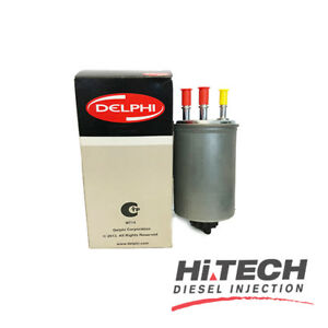 Delphi Diesel Filter HDF924 Hyundai Terracan, Ssangyong, Kia *genuine*