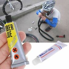 Bicycle Bike Tire Tube Patch Glue Rubber Cement Adhesive Puncture Repair Tool