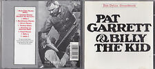CD 10T BOB DYLAN PAT GARRETT & BILLY THE KID (B.O.F) ORIGINAL SOUNDTRACK 2002