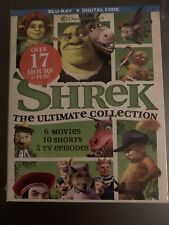 Shrek The Ultimate Collection (Blu-ray, 2019, 7-Disc Set)