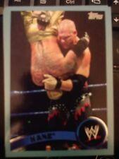 2011 Topps WWE Wrestling BLUE #67 Kane #d 1563/2011