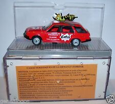 OLD NOREV RENAULT 18 GTS BREAK R18 CATCH TOUR DE FRANCE 1979 1/43 in BOX bis