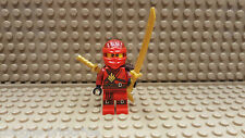 LEGO ® 1 x Personaggio Ninjago Kai incl SPADE NUOVO 70595