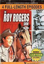 The Roy Rogers Show, Volume 3 (DVD, Slim Case)