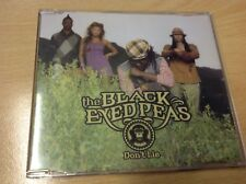 The Black Eyed Peas - Don't Lie 1 Track Promo CD Single (2005)