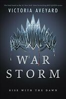 War Storm : Rise With the Dawn, Paperback by Aveyard, Victoria, Like New Used...