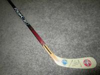 AARON EKBLAD Florida Panthers Autographed SIGNED Hockey Stick w/ COA