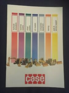 Case Construction Range Brochure