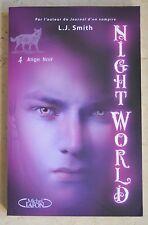 NIGHT WORLD - ANGE NOIR - TOME 4