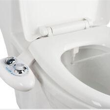 bidet toilet. fresh water spray non-electric mechanical bidet toilet seat attachment bathroom