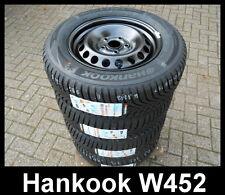 Winterreifen auf Stahlfelgen Hankook W452 195/65R15 91T VW Golf  5 / 6 , Touran