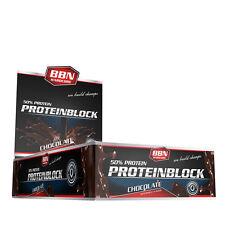 15 BBN Hardcore Riegel Best Body Nutrition Protein Block Eiwei�Ÿ Riegel a 90g