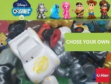 Woolworths Woollies OOSHIES DISNEY MARVEL STAR WARS PIXAR Pick Choose your Own