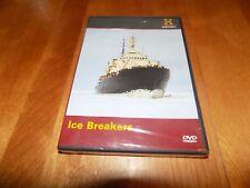 ICE BREAKERS US Coast Guard Icebreaker Arctic Ships USCG Ship Polar Seas DVD NEW