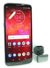 New listing Motorola Moto Z3 Play   4G (Gsm Unlocked) 32Gb Smartphon   Deep Indigo Xt1929-4
