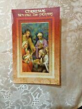 CHRISTMAS NOVENA & PRAYERS 24pg Book, High Gloss Paper,
