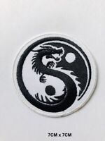 New Dragon Embroidered Iron On Sew On Patch Badge For Jacket Clothes Bags etc