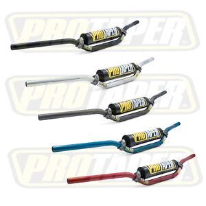 """Pro Taper MX ATV 7/8"""" SE Handlebars SX Race Bend Multiple Colors"""
