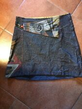 OHDD (SAVE THE QUEEN) GONNA NUOVA MOLTO PARTICOLARE - WONDERFUL JEANS SKIRT