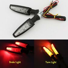 2X LED Turn Signal Brake Light For Suzuki GSX 600 750 1100 Katana SV 650 TL 1100