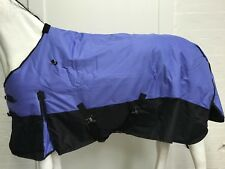 NON WATERPROOF 1800D WINTER 300G STABLE HORSE RUG 6' 3