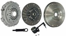 CLUTCH SLAVE AND FLYWHEEL KIT FOR 07-10 NISSAN VERSA S SL 1.8 JUKE 11-16 1.6L