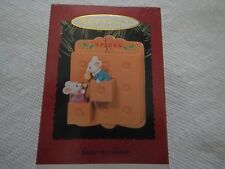 HALLMARK 1995 ORNAMENT - SISTER TO SISTER - SISTERS ADD SPICE TO HOLIDAYS