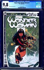 Future State Wonder Woman #1 CGC 9.8 NM/MT