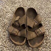 Birkenstock Arizona Womens Size 36 Slip On Buckle Sandals GUC
