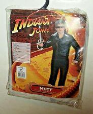 Indiana Jones MUTT Halloween costume child large 8-10 years Rubies 2008 MIP