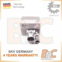 THROTTLE BODY MERCEDES-BENZ OEM 2711410025 SKV GERMANY GENUINE HEAVY DUTY