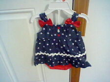 Little Wonders Infant Boys Creepers Rompers Sizes 0-3 Months and 3-6 Months NWT