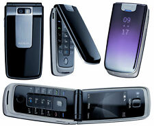 Unlocked Nokia 6600 6600F Fold Bluetooth FM Radio MP3 2MP Original Cell Phone