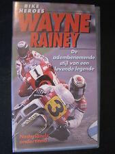 VHS Disky. Bike Heroes Wayne Rainey (TTC)