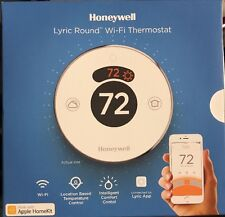Honeywell Lyric Round Wi-Fi Programmable Thermostat    # RCH9310WF5003