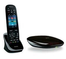 LOGITECH HARMONY ULTIMATE  ALL IN ONE REMOTE W/ CUSTOMIZABLE TOUCH SCREEN & RF