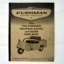 MANUAL – Vintage Parts Golfer & Industrial Carts -- CUSHMAN