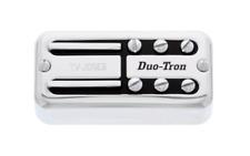 TV Jones Paul Yandell Duo Tron Universal Mount Chrome Bridge Pickup