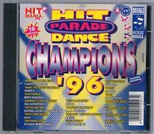 HIT MANIA PARADE  CHAMPIONS '96 CD F.C.