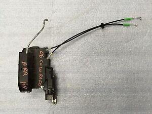 2004-2012 CHEVROLET COLORADO GMC CANYON RIGHT REAR POWER DOOR LOCK ACTUATOR