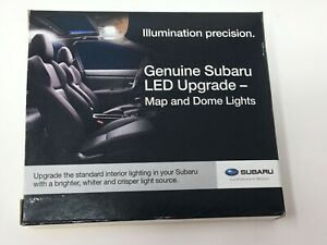 2018-2020 Genuine Subaru LED Upgrade Map LAMP & Dome Light BULB KIT H461SFL100