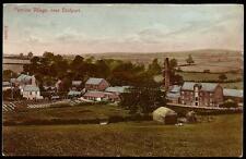 Pymore Village near Bridport # E 34215 by Stengel.