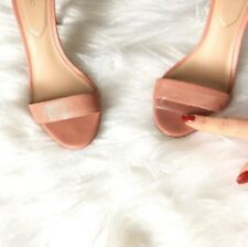Crystal Clear Sandal Toe Protector for Christian Louboutin Red Soles