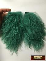 M01111 MOREZMORE Hair Tibetan Lamb Remnants COPPER AUBURN Doll Baby Wig