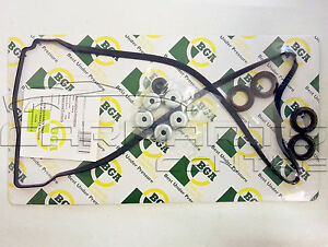 FOR HONDA CIVIC EP3 2.0 TYPE R 01-05 CYLINDER HEAD ROCKER COVER GASKET SET K20A2