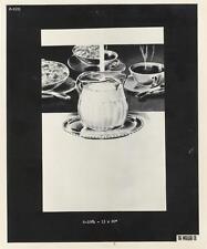 VINTAGE AD STILL-ORIGINAL PHOTO-THE WEILLER COMPANY-GAS RANGE
