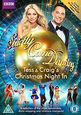 Strictly Come Dancing Tess and Craig's Christmas Night in - DVD Region 2 S